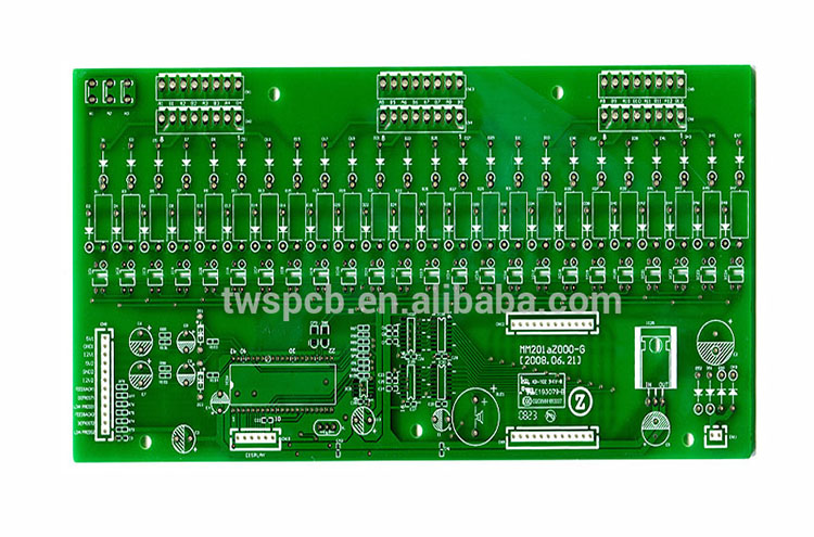 High TG FR4 Power Bank UPS PCB Prototype Fabrication RoHS Compliant
