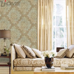 Uhome Wallpaper Living Room 3d wall paper home decoration Wallpaper latest home decor interior design