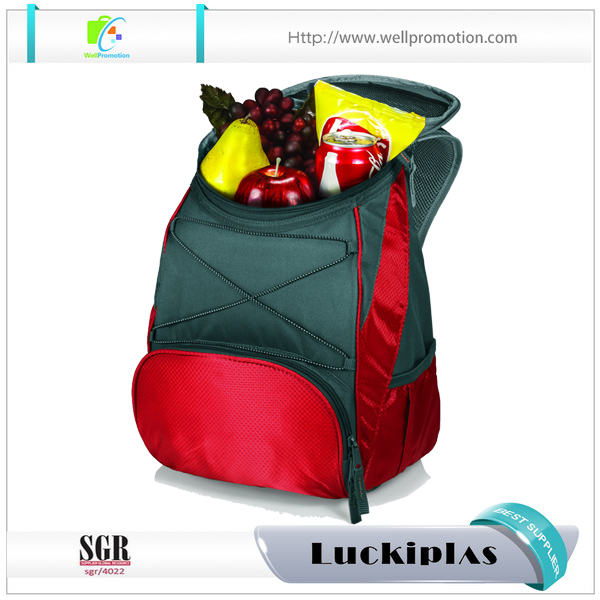 multifunctional outdoor 6 pack fitness bag meal management cooler backpack for picnic