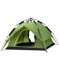 2016 Light Weight Sun Shelter Waterproof Camping Family Tent
