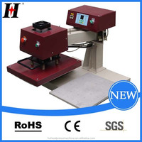 Hot Selling CE Approved QX-B2 Heating Plate heat press machine skateboard heat transfer machine For Sale