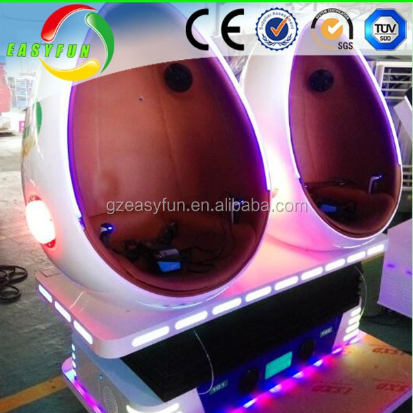 Hot sell 3d 5d 6d 7d movie theatre 2 seats 9d VR cinema simulator machine