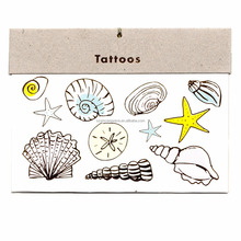Promotional fashion body temporary tattoo sticker factory stickers book With the Best Quality