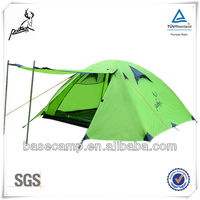 2 person hiking tents with double layers