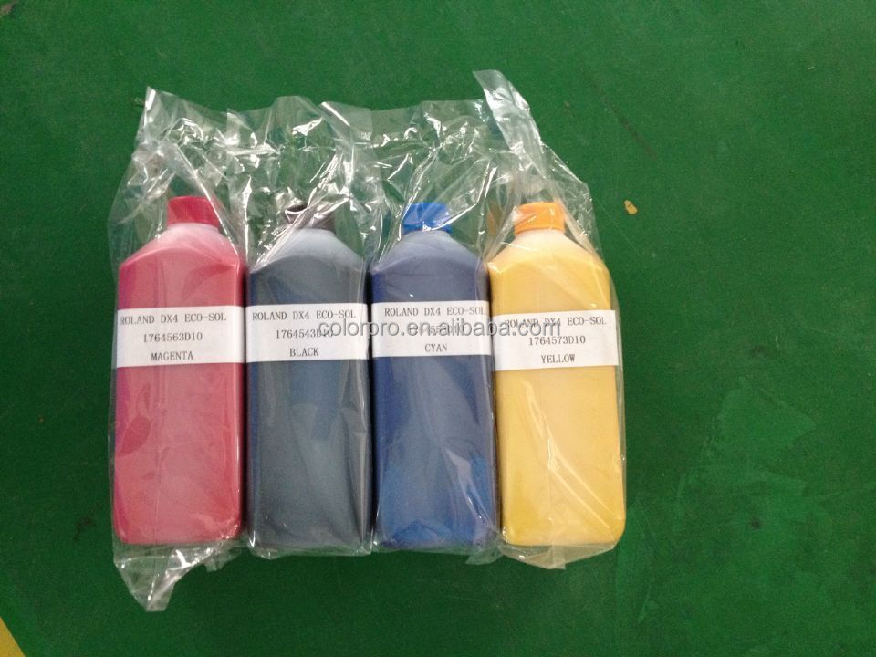 printing eco solvent ink for epson dx2 dx5 dx7 print head pigment ink solvent printer buy direct from china factory