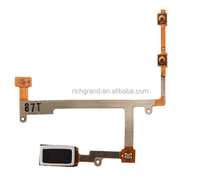 New Speaker Earpiece Audio Volume Button Flex Cable for Samsung Galaxy S3 i9300