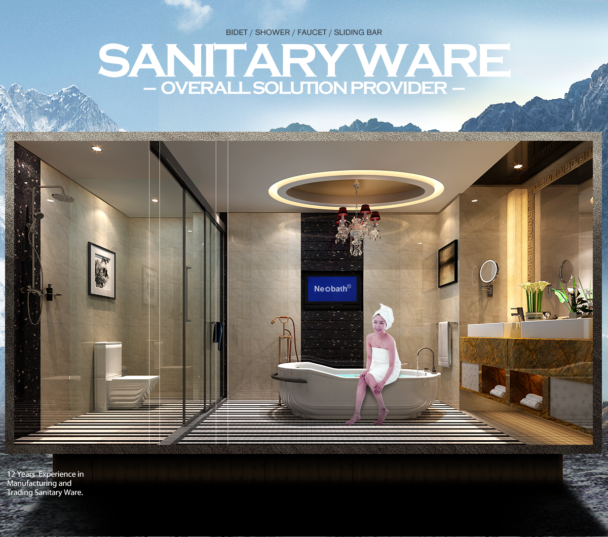 Xiamen Neobath Sanitary Ware Co., Ltd. - BIDET, FAUCET