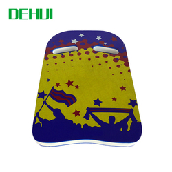 Wholesale Custom Shape Swimming Training Float Water Swimming Kick Board For Adult/Kids Fitness Sports