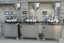 MTGF-20 automatic ultrasonic ointment tube filling and sealing machine