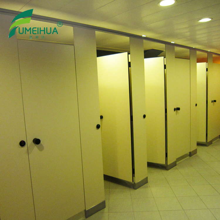 high pressure plastic laminate sheets Nylon toilet cubicle