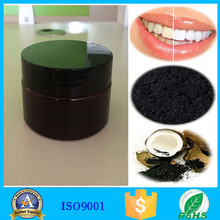 ultra fine activated charcoal powder for teeth withening - 3 oz