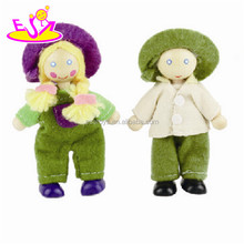 New fashion baby toy wooden marionette doll for sale W06D010