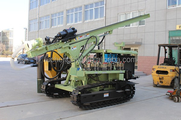 Quality warranty multifunctional drilling equipment with best service