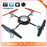 998-V2 Model toys RC UFO mit Camera, 3D Quadrocopter - Drohne, 2.4 GHz quad rotor rc helicopter