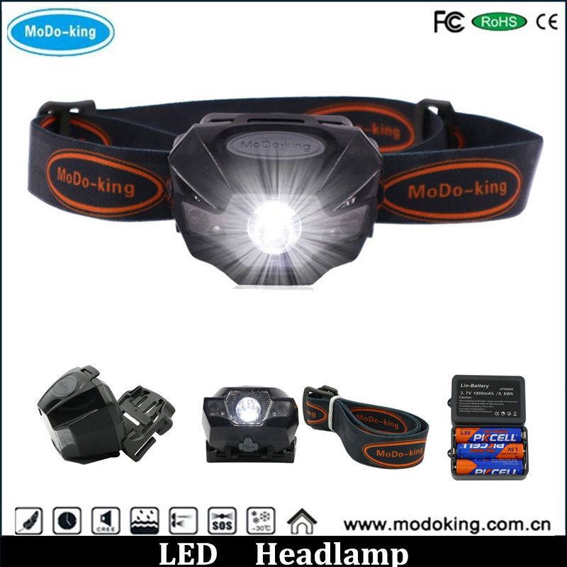 oem high power zoom headlamp, outdoor safety kids night light head lamp, hunting hat head torch