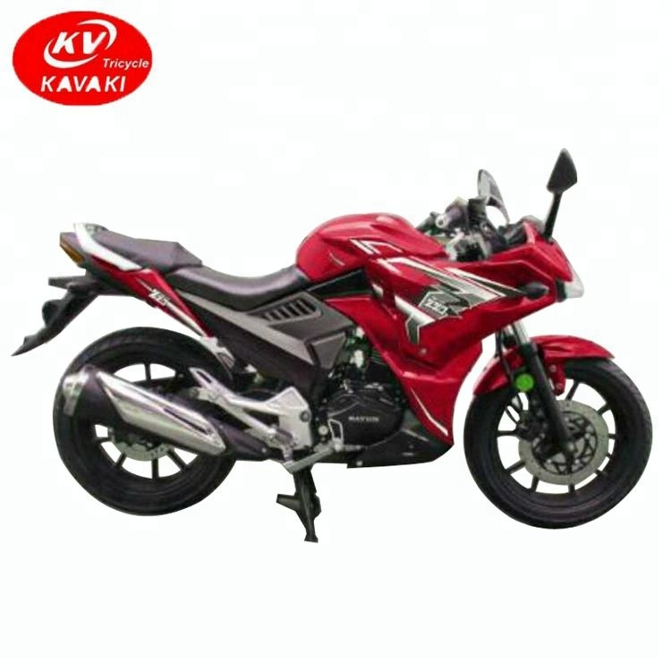 KAVAKI New Design High Speed And 4-Stroke 200CC Engine Type Racing Motorcycle