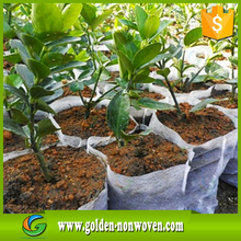 Good price polypropylene spun-bond nonwoven fabric,plant pot cover/planting bags/gardening pp nonwoven fabrics
