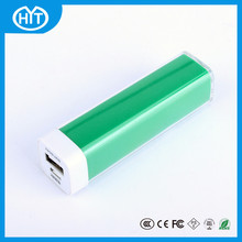 colorful and pretty USB universal portable power bank from Bluetimes