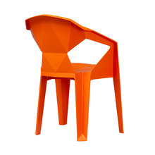 Design Outdoor Furniture Stackable Colorful Garden Plastic Cafe Chairs