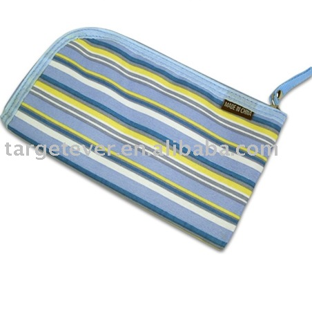 Stripe Cloth Bag ,accessories for PSP3000