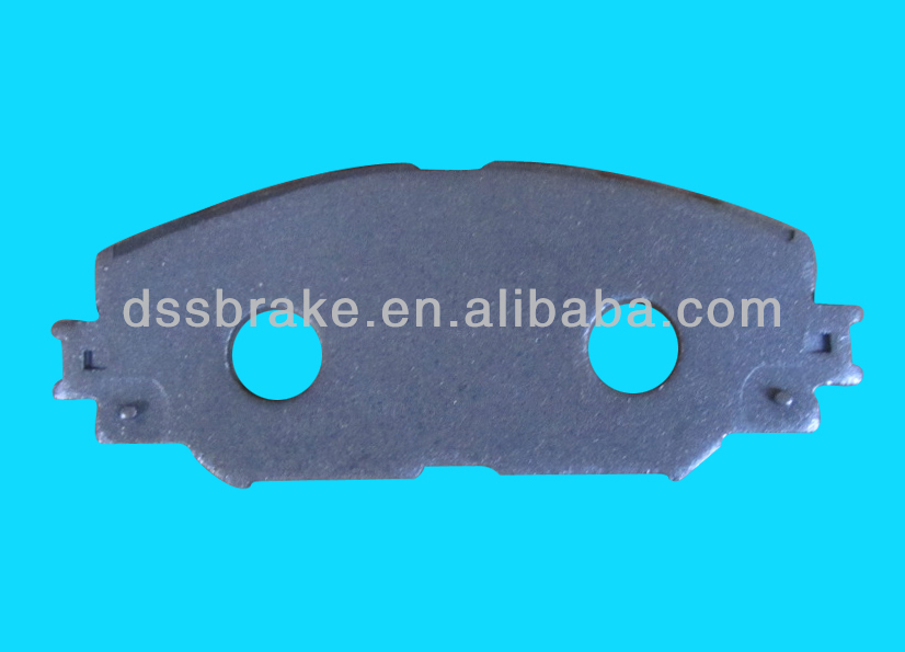 AUTO BRAKE PAD BACK PLATE D1210 FOR Toyota- Auris
