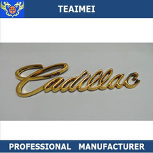 Best Chrome Body Sticker 3D Car Letter Emblem And Names