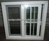 Building Material PVC Extrusion Profile For Window and Door