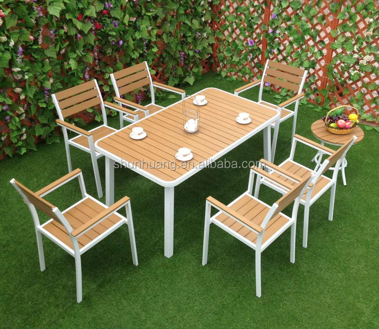 outdoor patio furniture chairs and table polywood dining sets