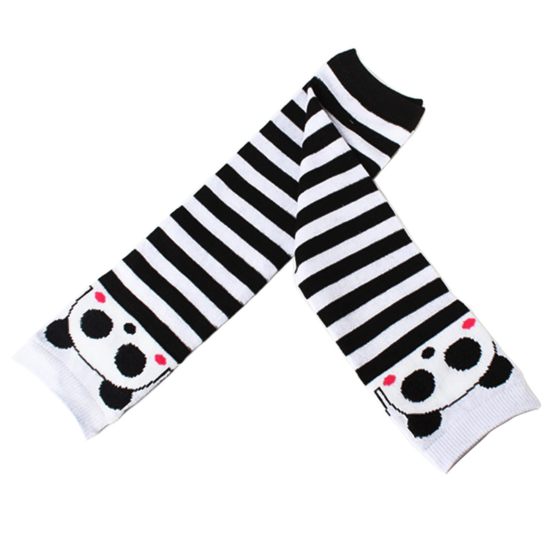 Winter warm high quality custom Baby leg warmers