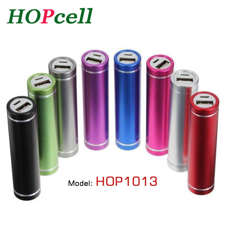 Hot sell cheap price promotion gifts Mini Battery Power Bank 2600mAh