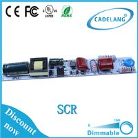 CADELANG Single Aluminum Tube Lights CE CCC Dimmable t8 power supply 30w led driver buck converter dc