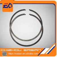 BUS spare parts MITSUBISHI Canter 4DR-5 piston ring set OE ME999073 RIK 20032 with 92mm diameter