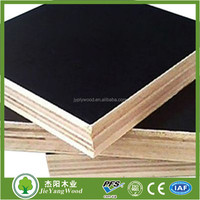 Concrete Formwork Film Faced Plywood Poplar Core