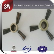 posttensioned ground anchor head& wedge
