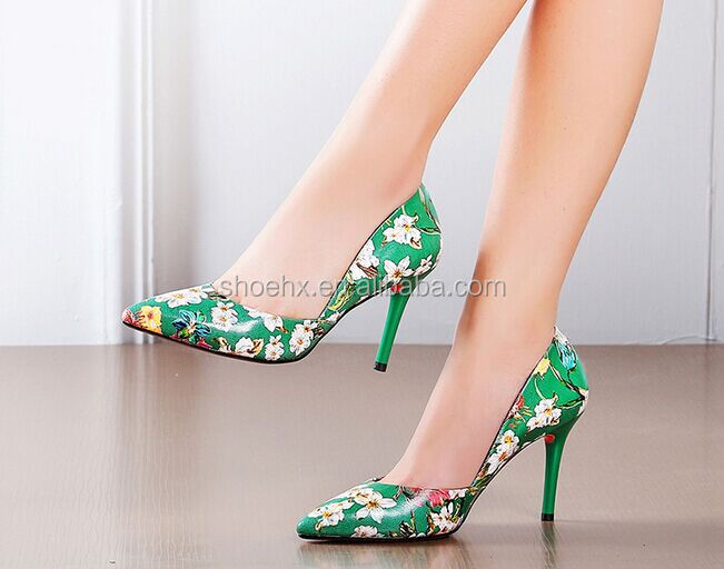 brand name ladies fancy shoes high heel