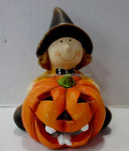 ceramic home decoration for Halloween ornaments