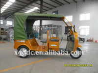 electric passenger tricycle/rickshaw