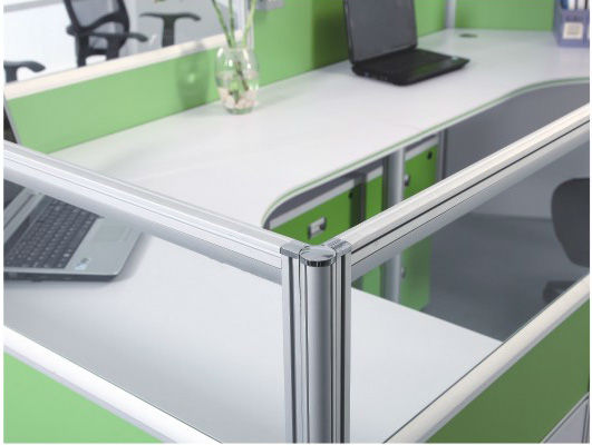 moderne office interior design/office cubicle(P-242)