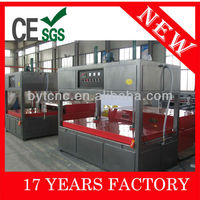 Serviceable and practical thick plastic thermoforming machinery with CE