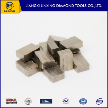 Diamond Tools Cutting Segments for Granite Linxing Cutting Tools