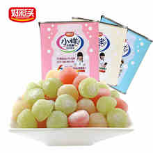 108g Xiaoyang fruit gummy candy,juicy fruits candy cans,snacks food