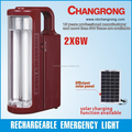 Intelligent LED Rechargeable Emergency Lighting Battery Backup LED Emergency Light