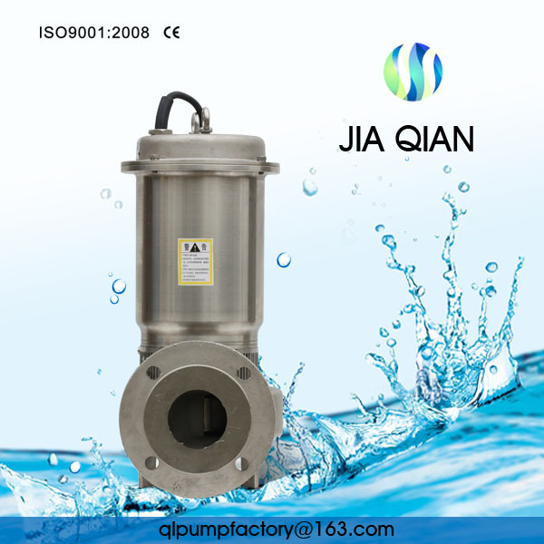 Stainless steel Chemical circulating Pumps