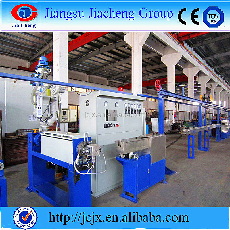 Electrical teflon insulated Power Wire Cable Making Machine