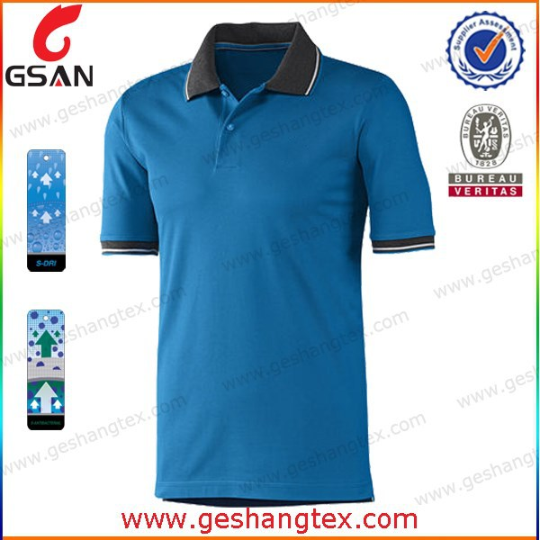 China wholesale polo shirt design dry fit mens polo shirt for Custom dry fit polo shirts