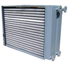 Air cooled Carbon steel tube with rolled aluminum fins air heat exchanger
