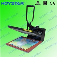 manual t-shirt heat press printing machine DIY