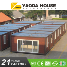 Fireproof and Windproof office container in malaysia