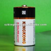 High Capacity LR20 Alkaline Dry Battery AM-1 Environmental Battery High-grade quality