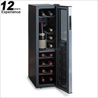 18 Bottle Thermoelectric Tall Narrow Wine